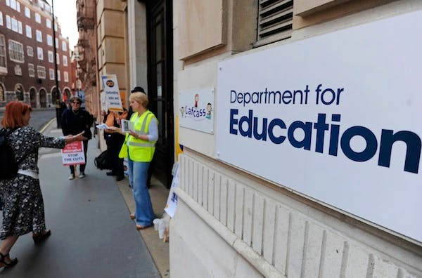 Those defending the civil service hold the education department up as an example of radical reform being successful. But it hasn't been without its battles. Picture: Getty