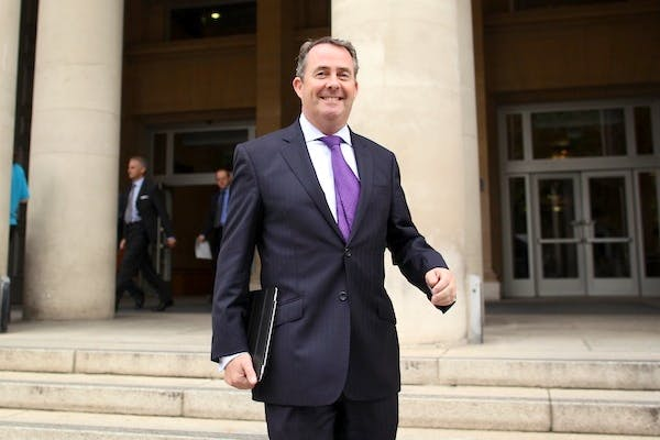 It will be Liam Fox's intervention on Europe today that will worry the Prime Minister the most. Picture: Getty