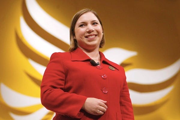 Sarah Teather announced today that she will rebel against the Welfare Uprating Bill. Picture: Getty