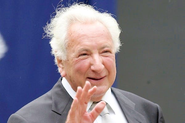 Michael Winner, who died today aged 77. Picture: Getty