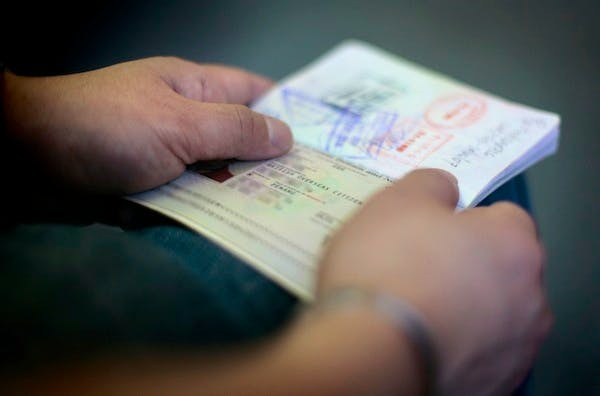 The government argues that it wouldn't be cost-effective to digitise the entire passport application process, but there are other cases where going digital would save money. Picture: Getty