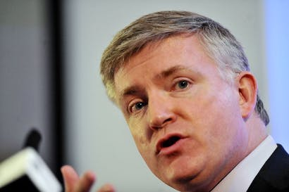 Housing Minister Mark Prisk. Picture: PA