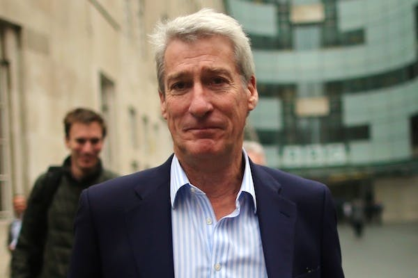 Jeremy Paxman's exasperation with the BBC's handling of the Newsnight investigation into Jimmy Savile was clear in his evidence. Picture: Getty