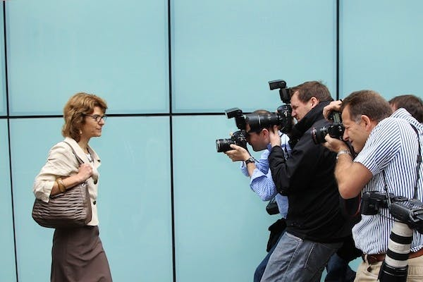 Vicky Pryce was today found guilty of perverting the course of justice. Picture: Getty