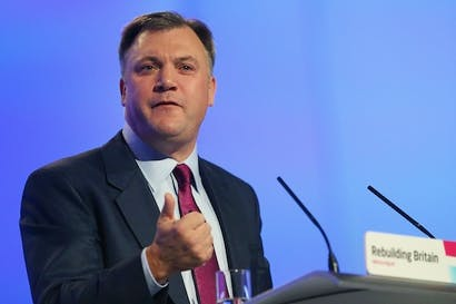 To be upfront about Labour's plans for borrowing, Ed Balls would have to make a complex argument about 'good' and 'bad' borrowing. Picture: Getty