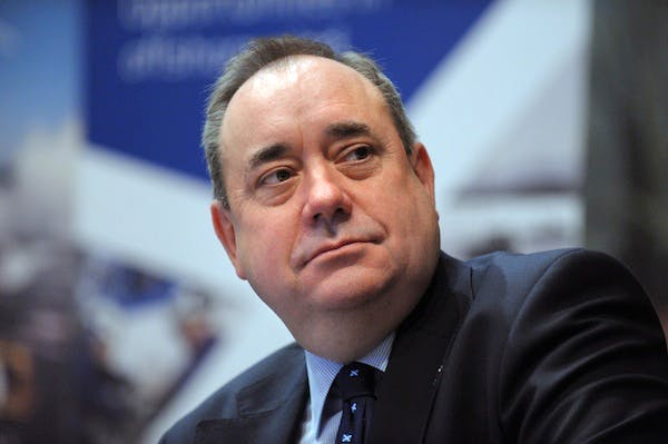 Alex Salmond today announced that the independence referendum will be on 18 September 2014. Picture: Getty