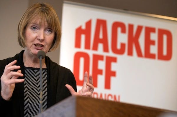 Harriet Harman said there would be a 'bit of statute' for press regulation. Maria Miller disagreed. Picture: Getty