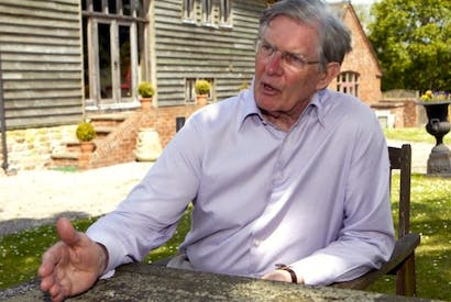 Bill Cash asked Tory MPs tonight whether any of them thought David Nicholson should stay.