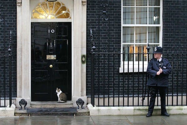 Number 10 could learn a great deal from the way Margaret Thatcher ran things. Picture: Getty