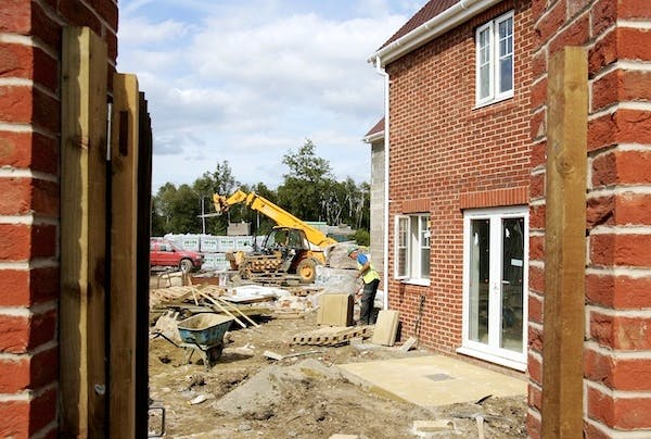 MPs are voting tomorrow on plans to allow homeowners to extend their properties without planning permission. Picture: Getty