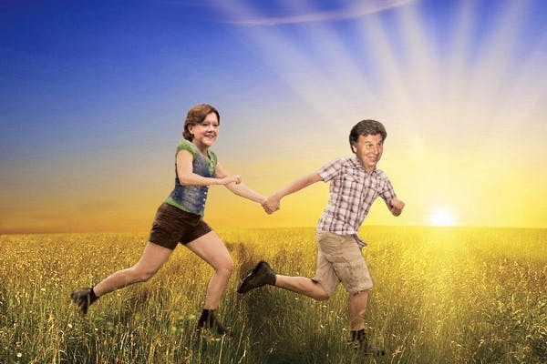Maria Miller and Oliver Letwin gave the impression today that now those cross-party talks were over, deciding the future of press regulation was a lovely experience, like skipping happily through a sunlit meadow. Picture: Carla Millar