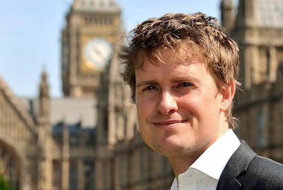 Tristram Hunt joined Labour's shadow education team last week. Picture: PA