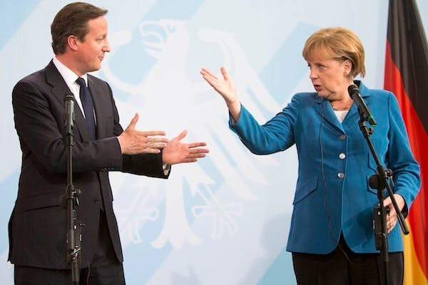 David Cameron needs to work out what exactly it is that he wants from negotiations with EU leaders. Picture: Getty