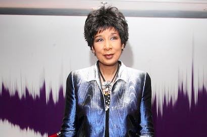 The BBC axed Moira Stuart in 2007. Picture: Getty
