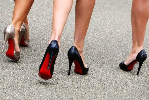 Assuming a good childcare offer will bring female voters flooding back to your party is as simplistic as assuming they'll be bought off with free shoes. Picture: Getty