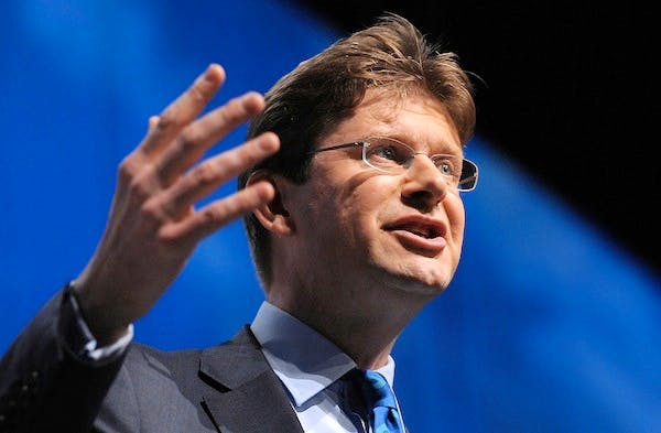 Greg Clark understands the effect that creeping urbanisation will have on public services. Picture: Getty