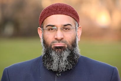 20% of all terrorist convictions in this country can be linked back to Anjem Choudary's al-Muhajiroun network. Picture: Getty