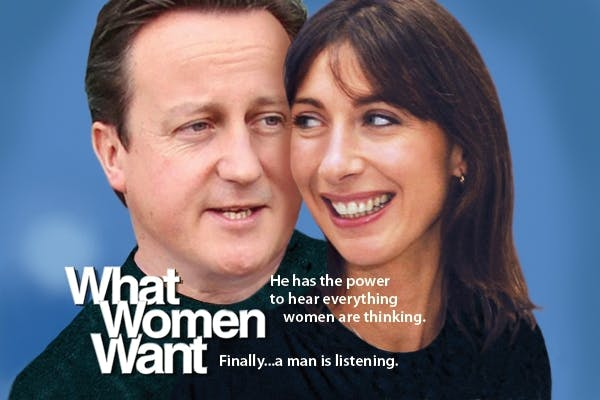 Andy Coulson suggested David Cameron could use his wife to help the Tories win back female voters. Picture: Carla Millar