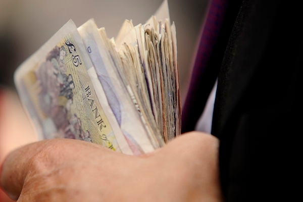 Pay packets, profits and promotions