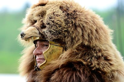 One of the strangest constituency casework requests was for an MP to rescue an impounded bearskin. Picture: Getty