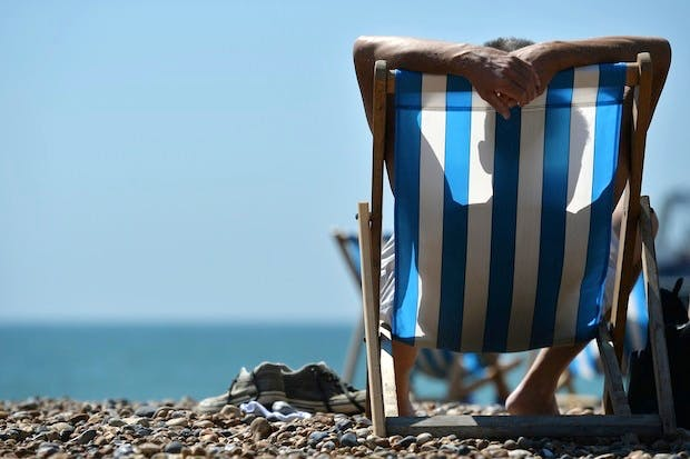 Cameron said Ed Miliband had 'folded faster than a Bournemouth deckchair'. Picture: Getty