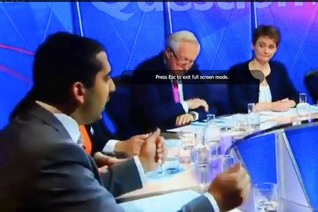 Who Is The Greater Hypocrite Mehdi Hasan Or The British