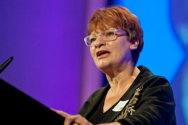 General Secretary of the National Union of Teachers Christine Blower. Picture: Getty