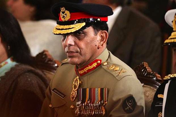 general kayani leaves a gulf at the head of the pakistan army and