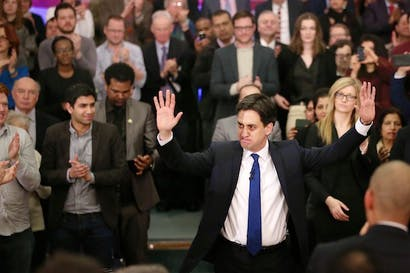 Conservative MPs need to realise that Ed Miliband is the enemy, not their own leader.