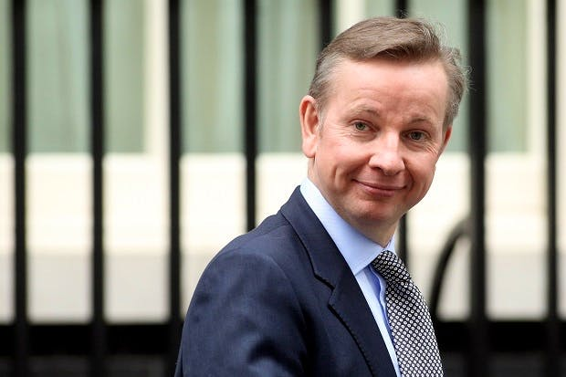 gove sticks it to the telegraph coffee house. Black Bedroom Furniture Sets. Home Design Ideas