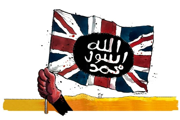 Podcast: Britain's jihad, the Pope vs the Vatican, and the existence of 'The One'   Coffee House
