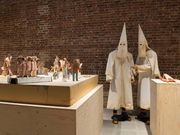 I take my kids to galleries to demonstrate my cultural superiority over the masses