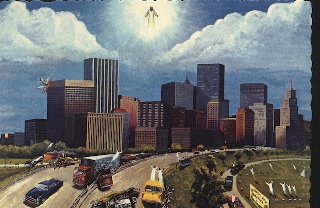 Does Pope Francis believe in the Rapture?