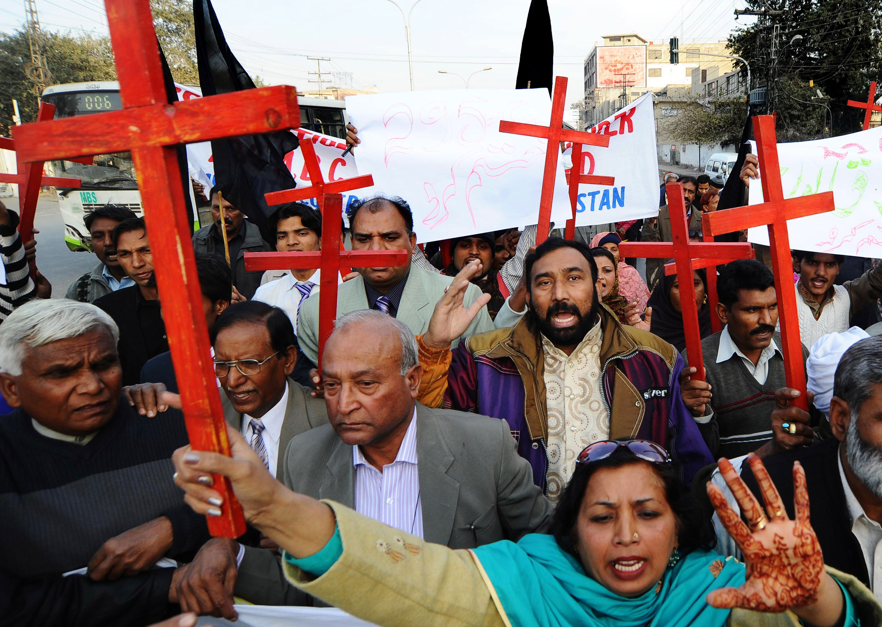 'Religion of peace' to execute Christian woman for 'blasphemy' in Pakistan