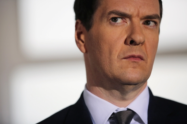UK's Osborne to edit Standard newspaper