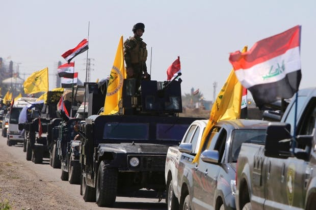 The assault on IS-held Tikrit could trigger sectarian war in the region | Coffee House