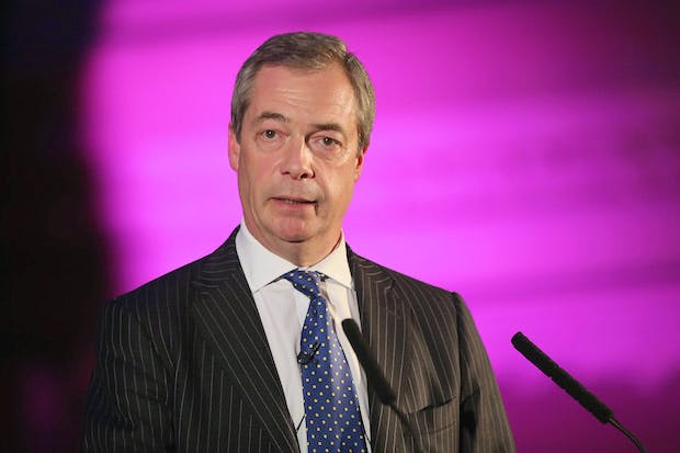 Nigel Farage: I wouldn't describe migrant groups as 'swarms' | Coffee House