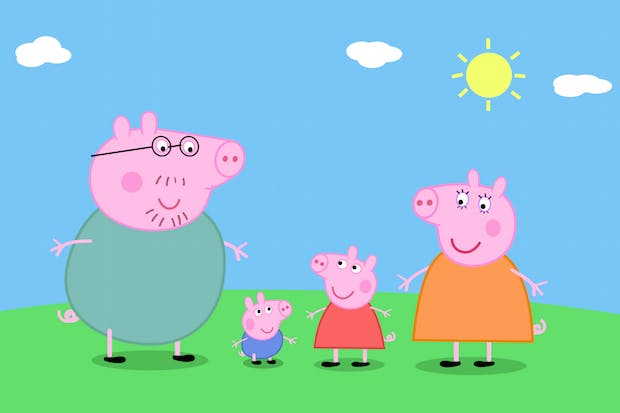 Norman Lamb On Peppa Pig It Can Start Very Young This Sense Of