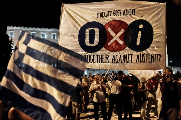 Greek voters say Oxi, what will the Eurozone do now?