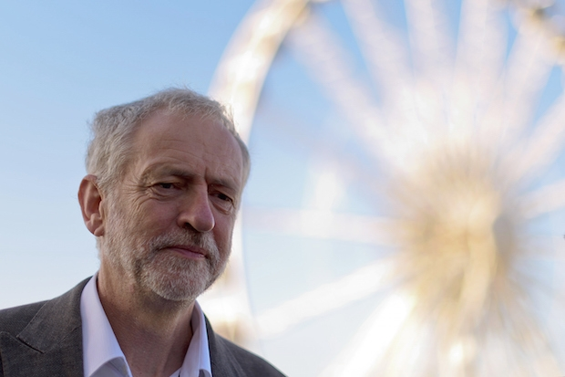 Jeremy Corbyn's new look Labour leadership means he's happy not to lead