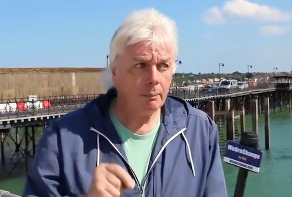 David Icke comes to Jeremy Corbyn's defence