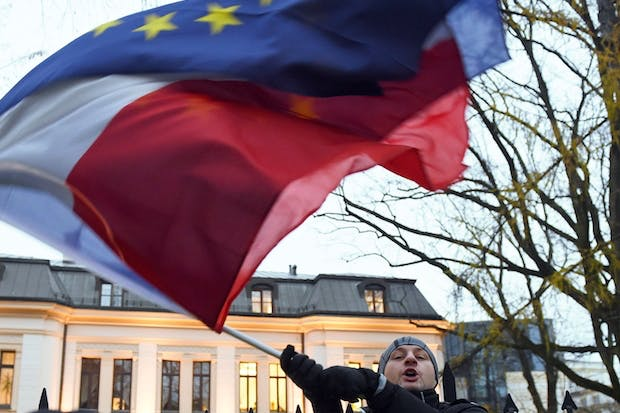 'The situation in Poland' — Europe's new scapegoat | Coffee House