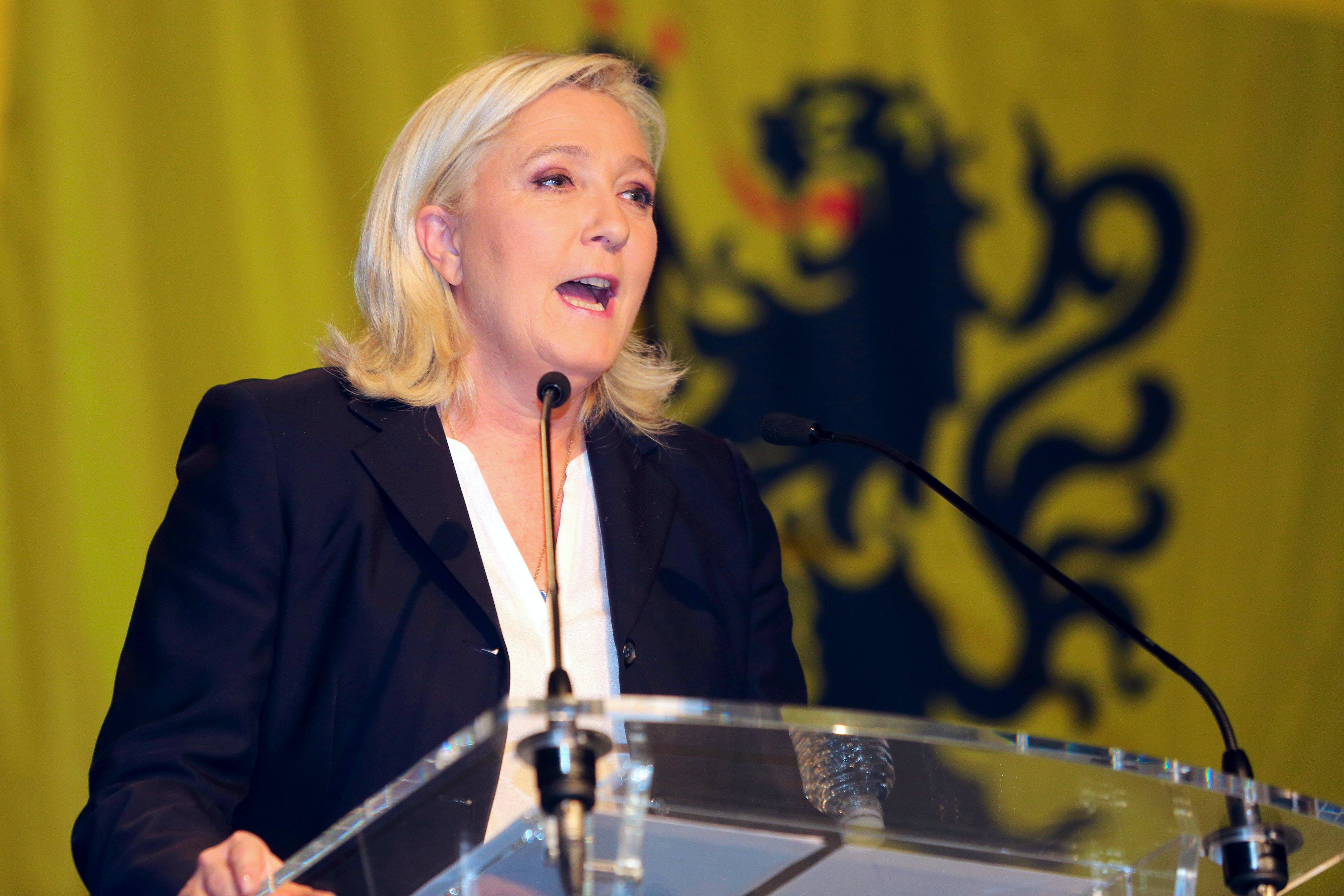 Marine Le Pen's rhetoric is convincing French Jews to ...