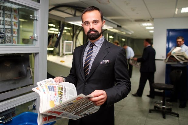 evgeny lebedev - photo #17