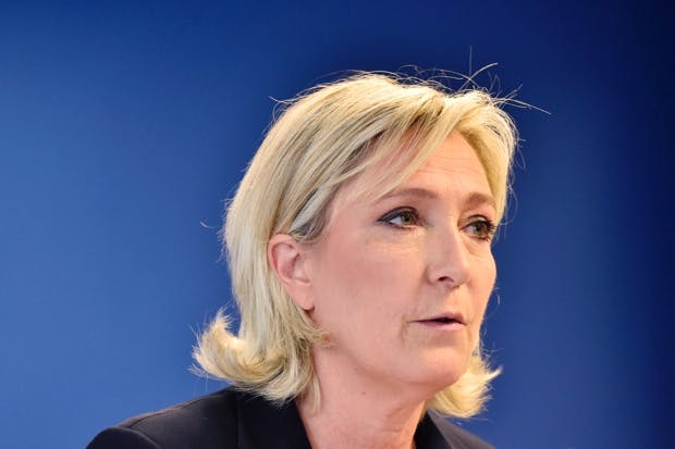 When the French mood finally snaps, Marine Le Pen will be ...