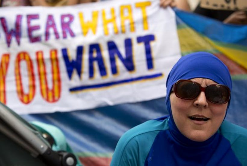 92b3b4d441 France s burkini ban was an own goal for secularism