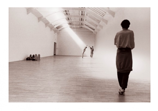 Remembering Rosemary Butcher – the choreographer who changed the way I see dance
