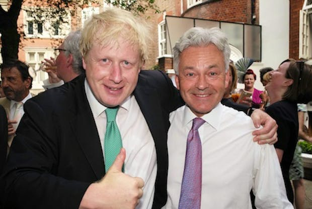 Image result for alan duncan and boris