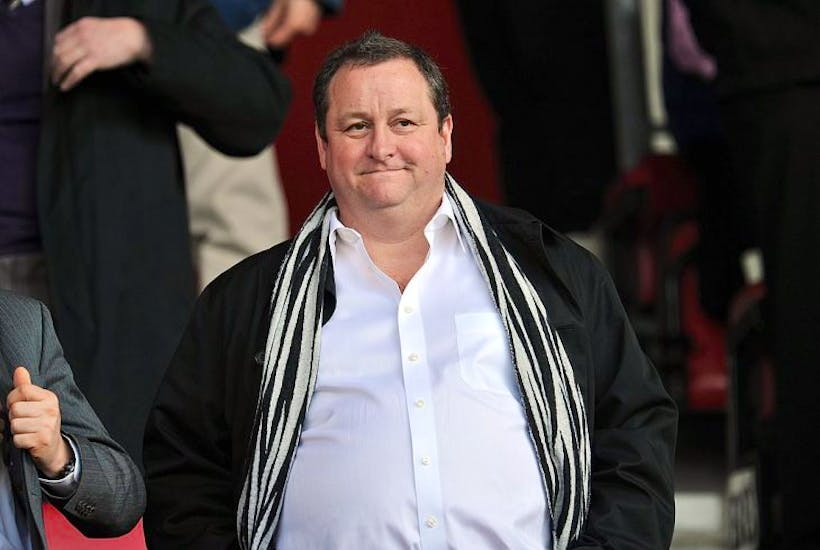 Is Mike Ashley the only person on a mission to keep bricks-and-mortar  retailing alive   a2d2698de