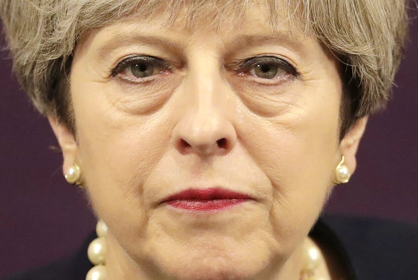 Is Theresa May preparing to cross her Brexit 'red line